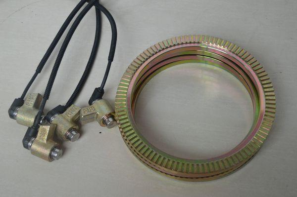 传感器和齿圈